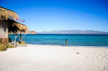 Beaches at Mulege