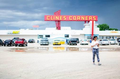 Clines Corner