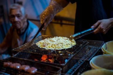 Vietnamese pizze