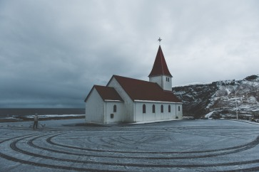 The Vik i Myrdal Church church