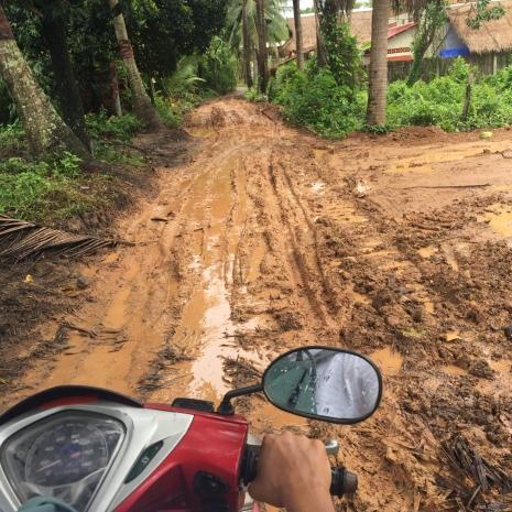Roads of Kampot